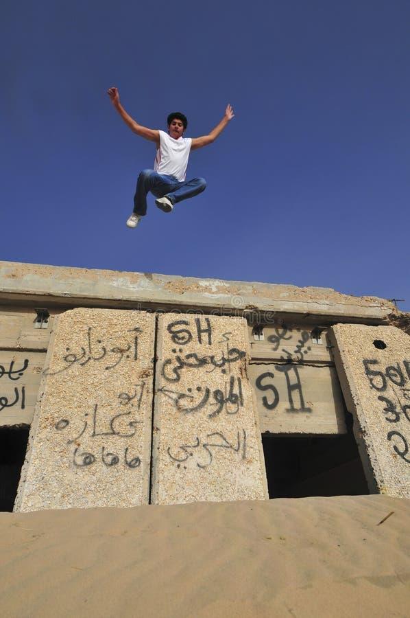 Hip Hop em Kuwait imagens de stock royalty free