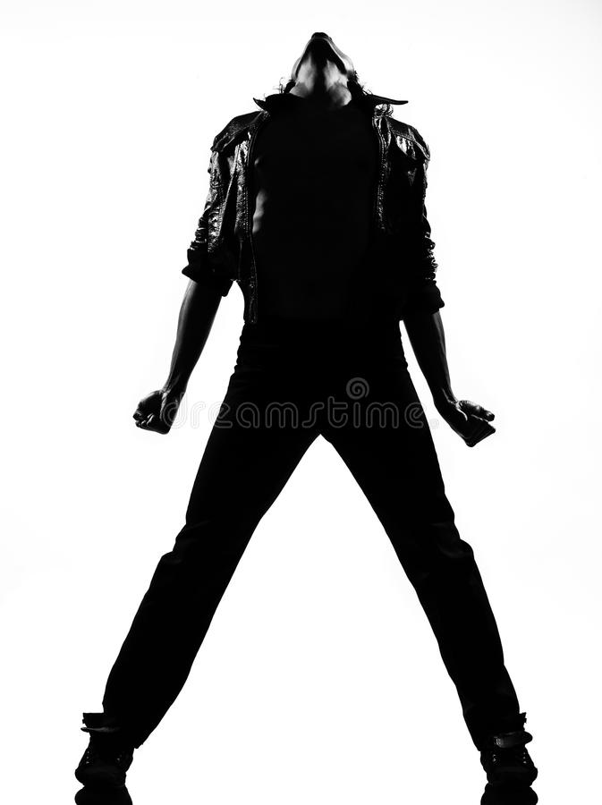 Download Hip Hop Funk Dancer Dancing Man Stock Image - Image: 20945559