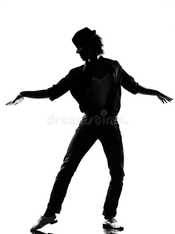 Download Hip Hop Funk Dancer Dancing Man Stock Image - Image: 23093059
