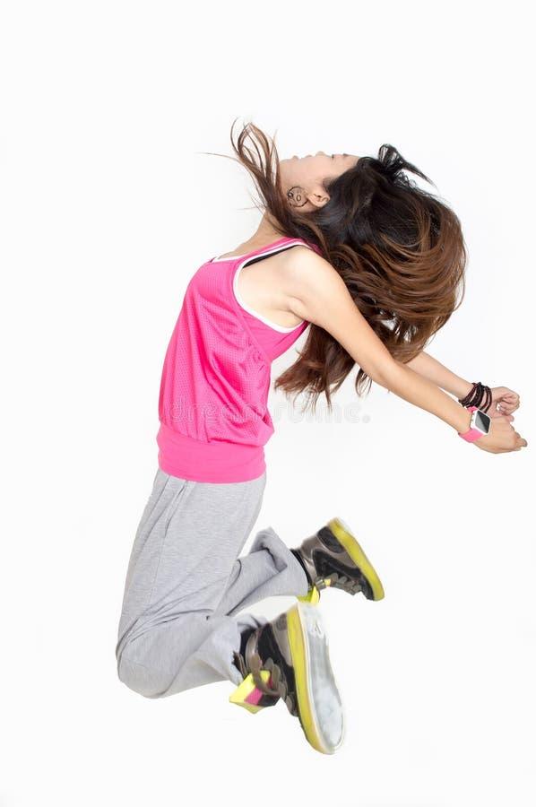 Free Hip-hop Jumps Royalty Free Stock Image - 26063466