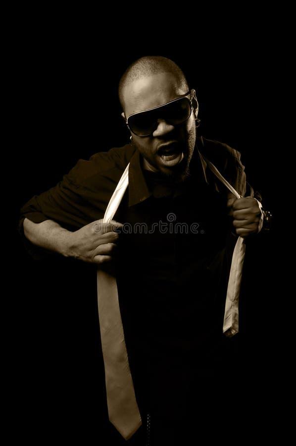 Download Hip Hop-Mann, Der Gleichheit Zieht Stockbild - Bild von kühl, trendy: 9089143
