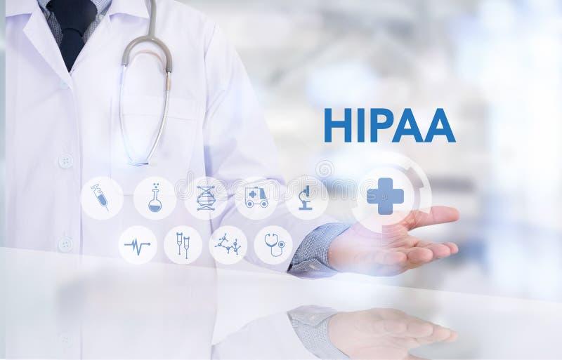 HIPAA royalty free stock photos