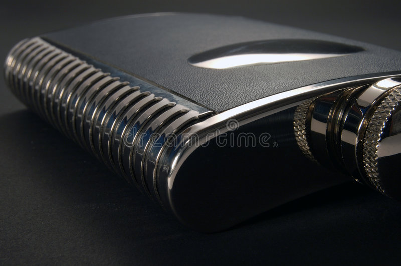 Hipflask stock images
