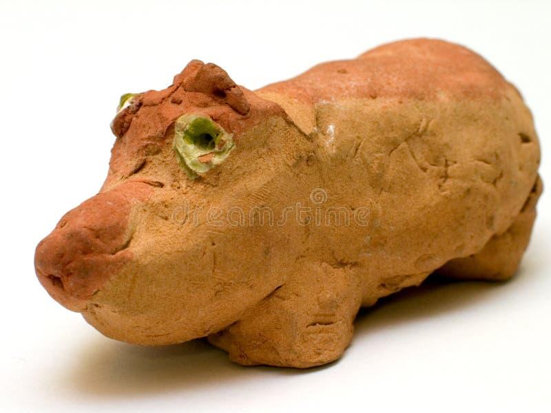 hipopotamowy ił obraz royalty free