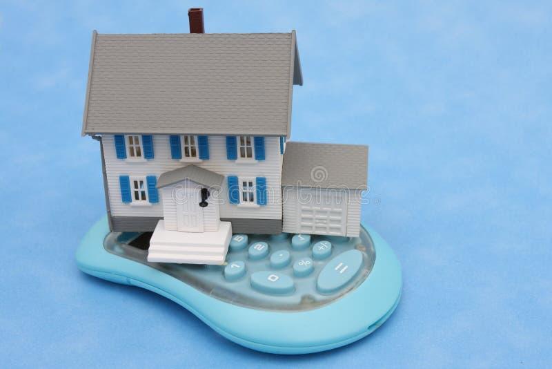 hipoteka kalkulator obrazy stock