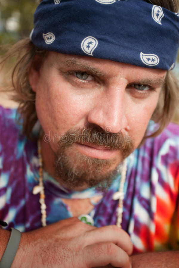 Download Hippie stock image. Image of closeup, handsome, scruffy - 10975541