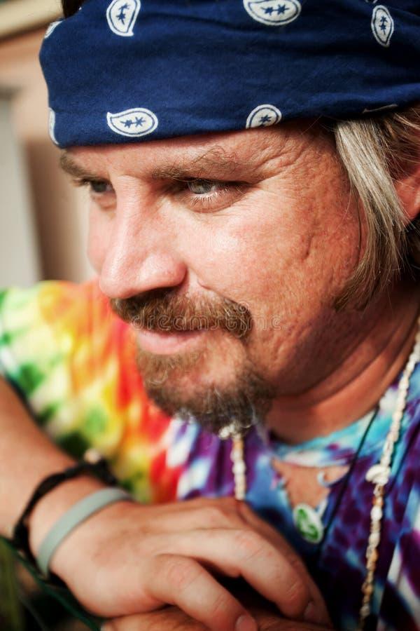 hippie стоковое изображение