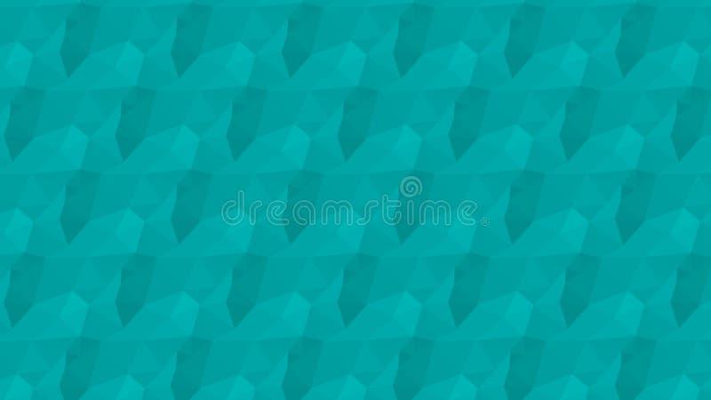 Hippie-Muster mit polygonalen Elementen r Auch im corel abgehobenen Betrag Kreative Steigung c vektor abbildung