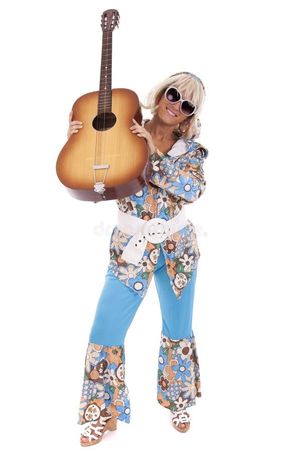 Hippie Style Royalty Free Stock Photo