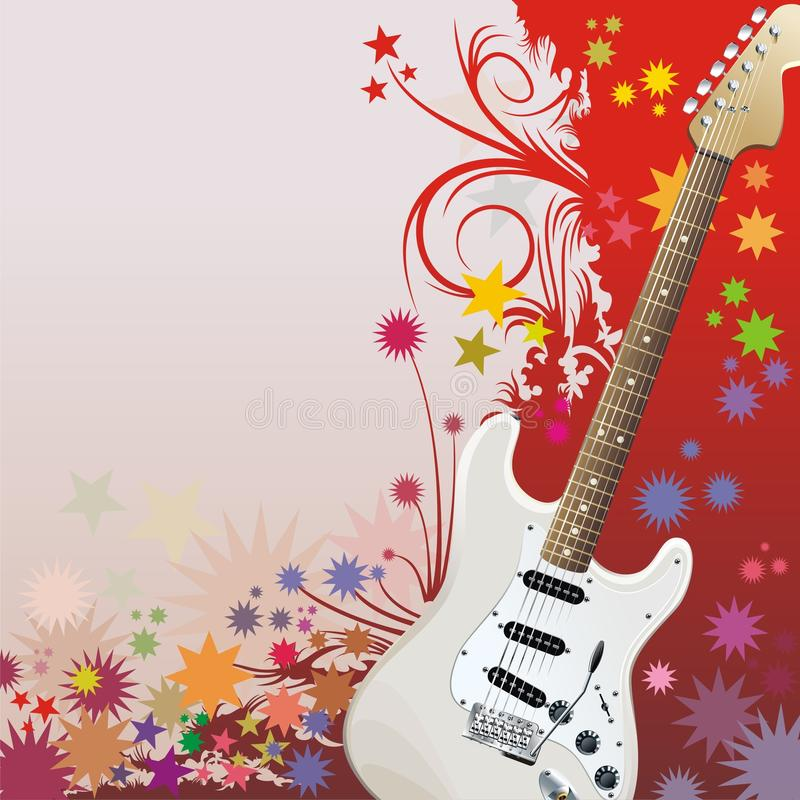 Download Hippie style background stock vector. Image of melody - 9974793
