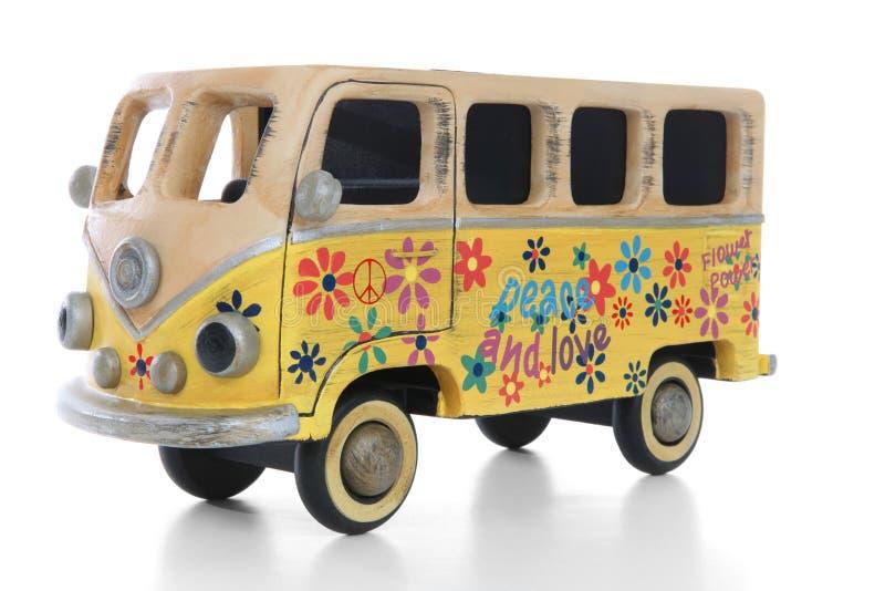 Hippie Van fotografia de stock royalty free