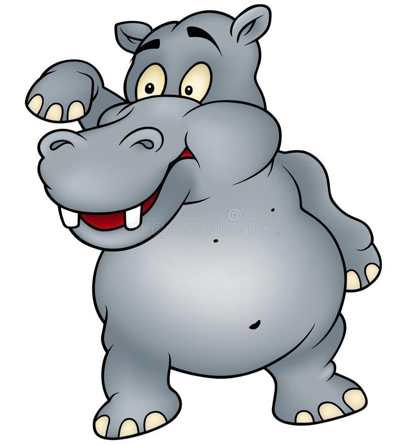 hippo ελεύθερη απεικόνιση δικαιώματος