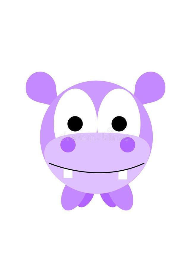 Hippo royalty free stock photography