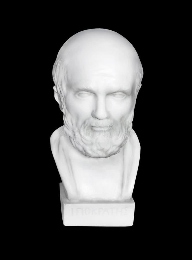 hippocrates royaltyfria foton