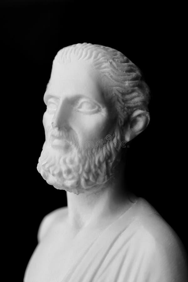 Hippocrates był starożytnego grka lekarzem jeden najwięcej p i obrazy royalty free