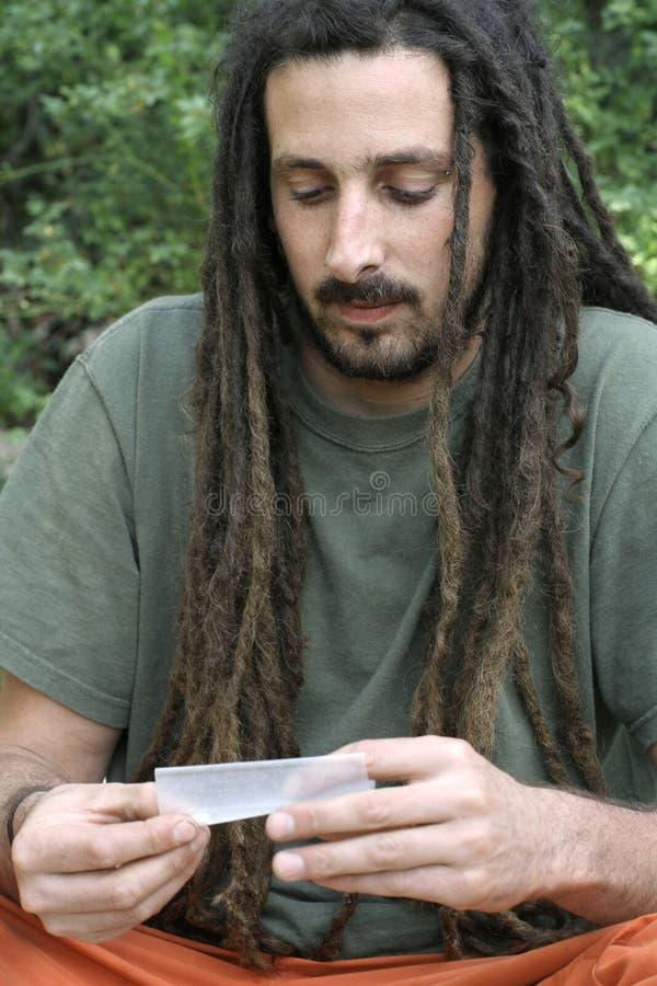 hippy στοκ φωτογραφία