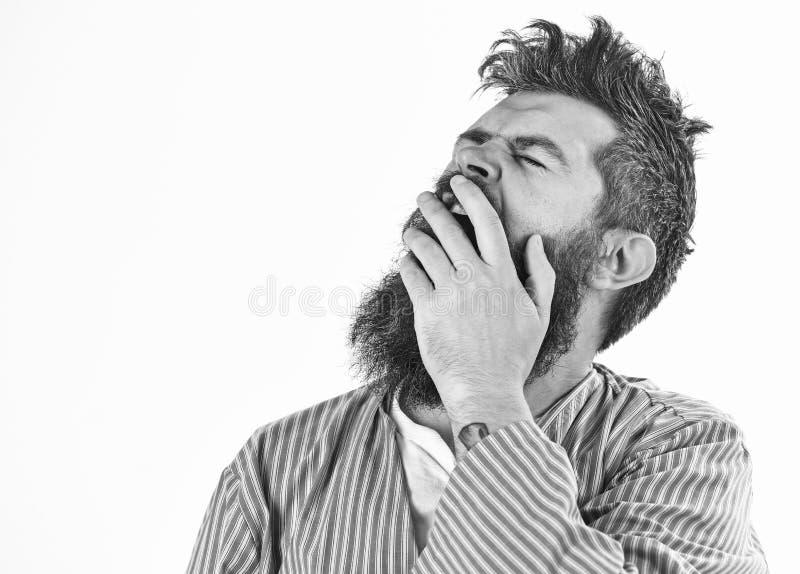Hipster met baard en snor met slordig haar stock foto's