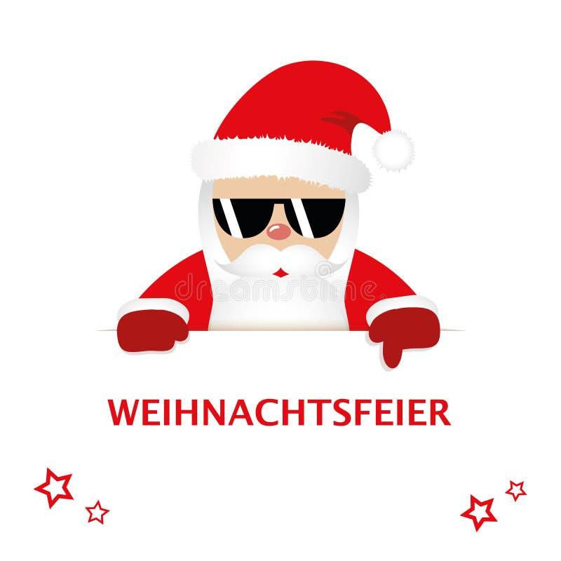 cool santa claus emoticon with sunglasses smiley emoji. Black Bedroom Furniture Sets. Home Design Ideas