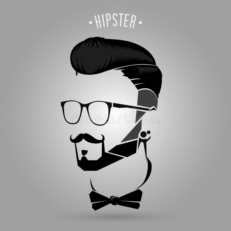 Hipster Trend Symbol Stock Vector