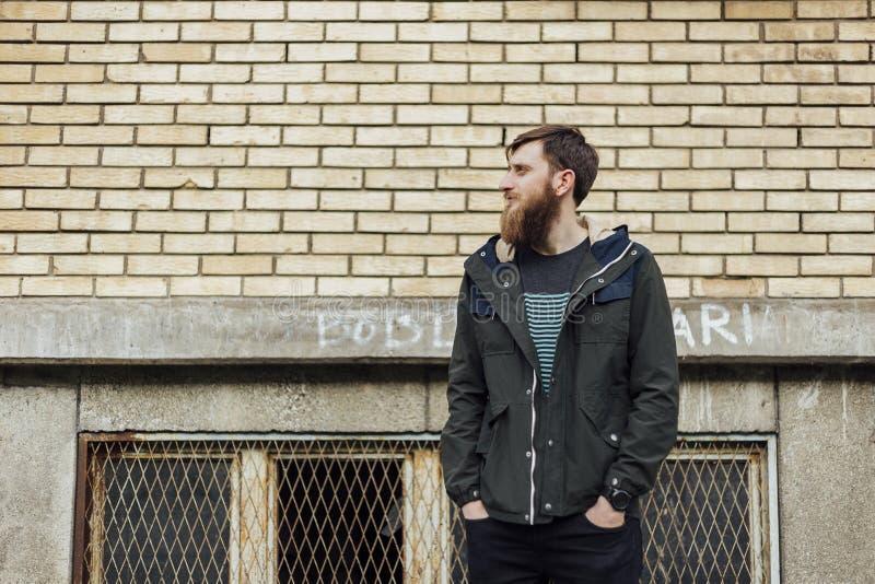 Hipster ziet eruit royalty-vrije stock fotografie