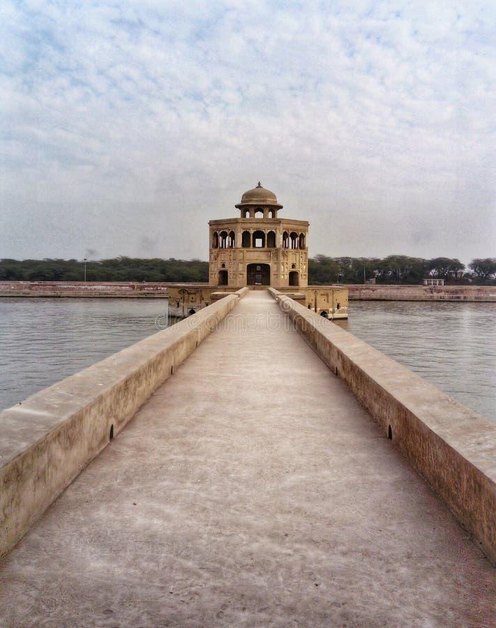 Hiran Minar image stock
