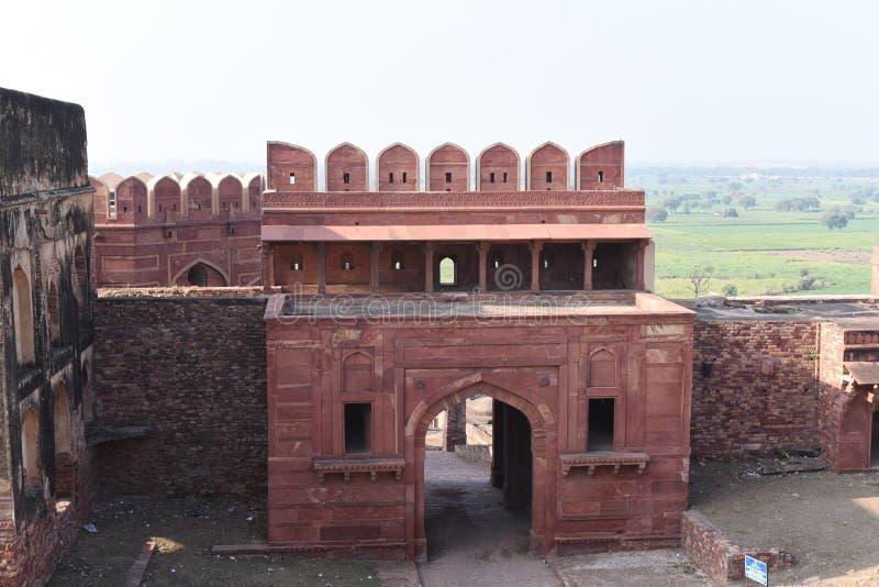 Hiran Minar, Fatehpur Sikri, Uttar Pradesh zdjęcie stock