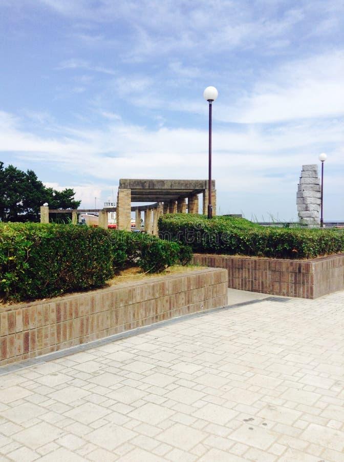 Hirata beach royalty free stock photos