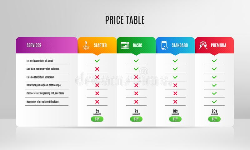 Phone Pricing Stock Illustrations – 253 Phone Pricing Stock