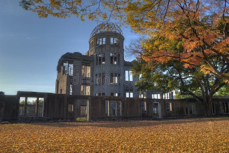 Download Hiroshima Ablaze stock image. Image of pacific, unesco - 18682671