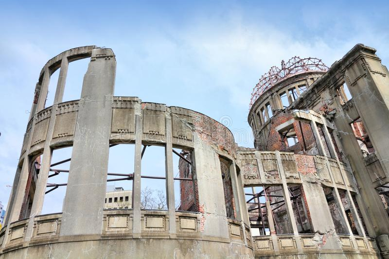 Download Hiroshima stock photo. Image of architecture, historic - 33194640