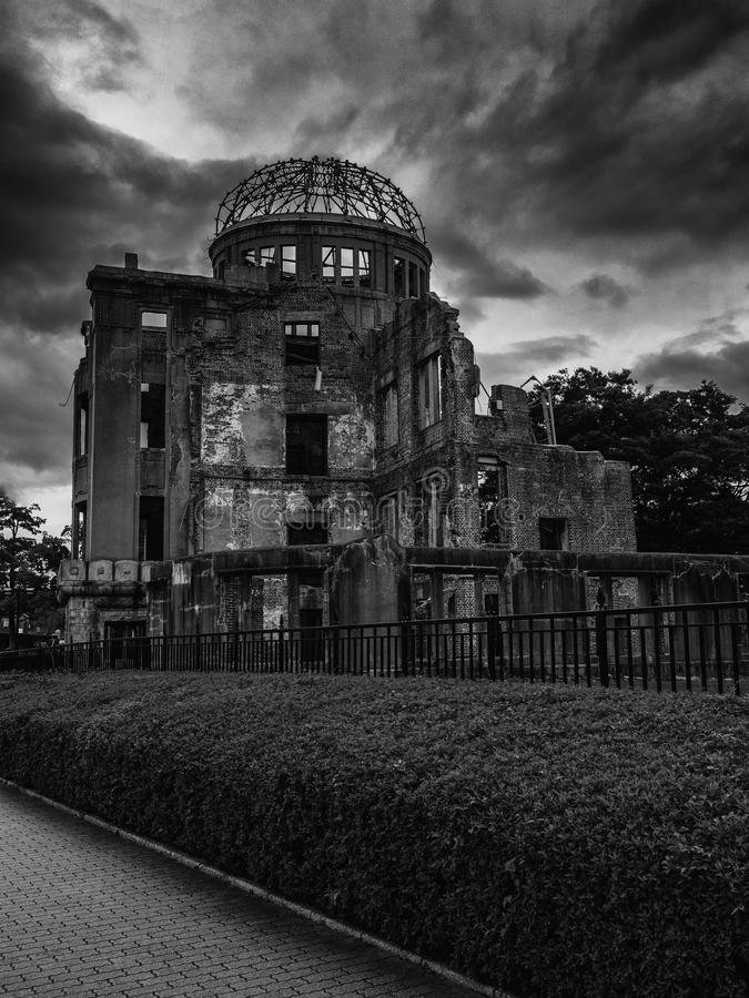 Hiroshima royalty free stock photos