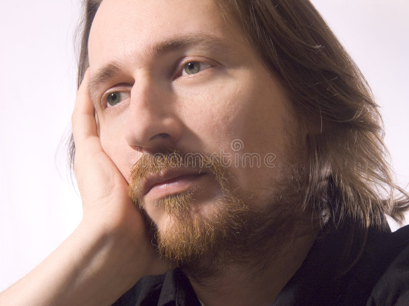 Download His heart is heavy stock image. Image of look, nose, people - 530337