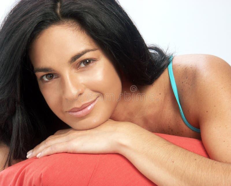 Download Hispanic comfort. stock photo. Image of sensual, latin - 18502836