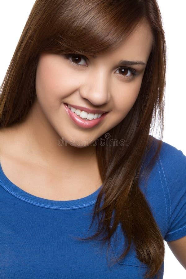 Hispanic Girl stock photo