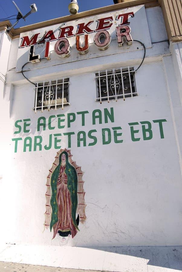 Hispanic Liquor Store