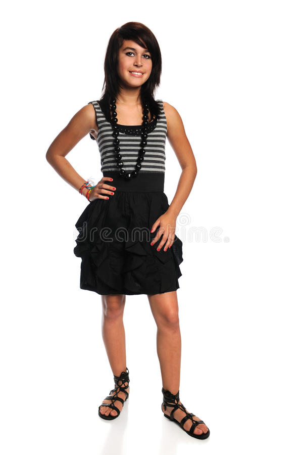 Download Hispanic Teenager stock photo. Image of dark, ethnic - 22382414