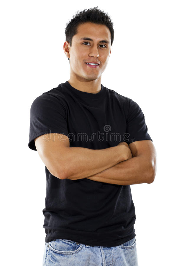 Download Hispanic Young adult stock photo. Image of male, people - 14692118
