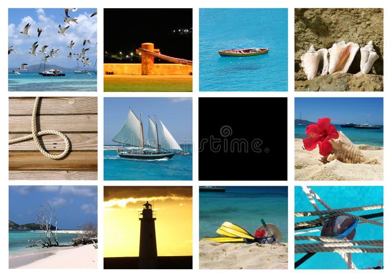 Histórias do mar imagens de stock royalty free