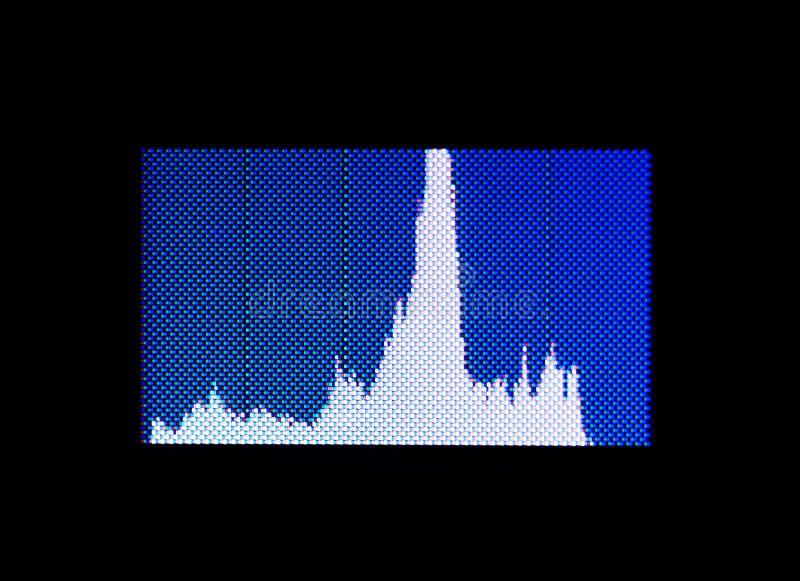 Download Histogram stock illustration. Illustration of exposure - 5886653