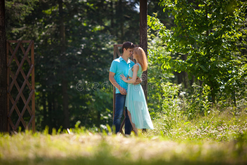 Histoire d'amour image stock