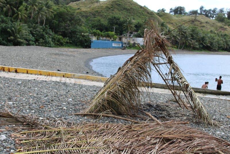 Histoire de la Guam photos libres de droits
