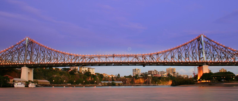 historia bridge obrazy royalty free