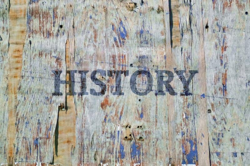 Historia de la sola palabra foto de archivo libre de regalías
