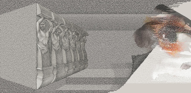 Historia ludzkość ilustracja wektor