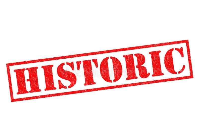 historic ilustração do vetor