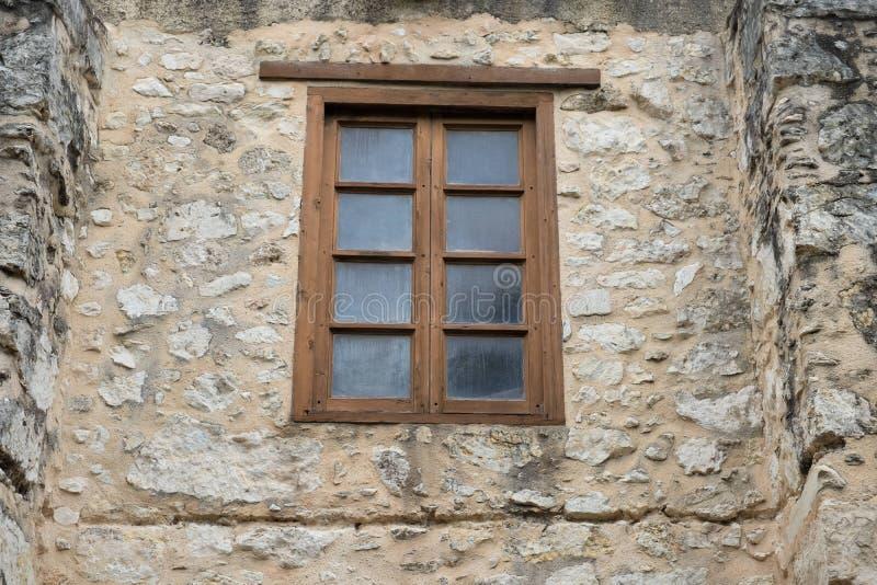 Alamo San Antonio Texas royalty free stock photo