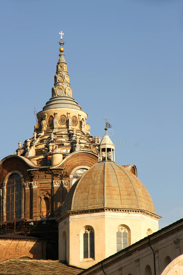 Historic Architecture In Torino Royalty Free Stock Image