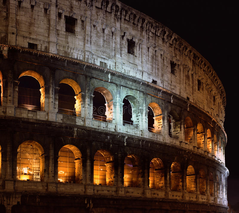 Download The Historic Arena Colosseo In Rome Stock Photo - Image: 15419550