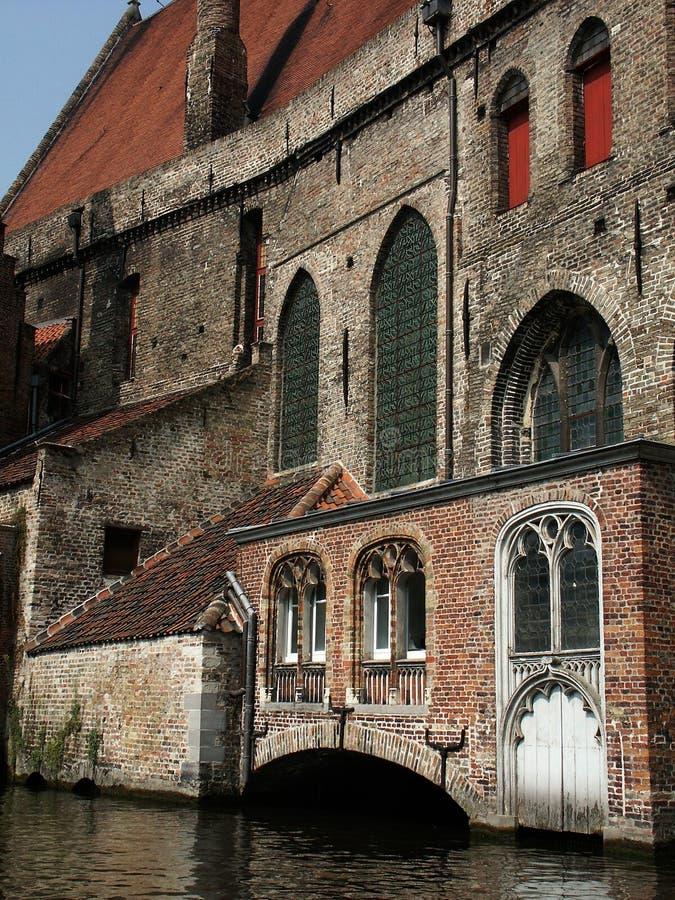 Historic Belgium royalty free stock image