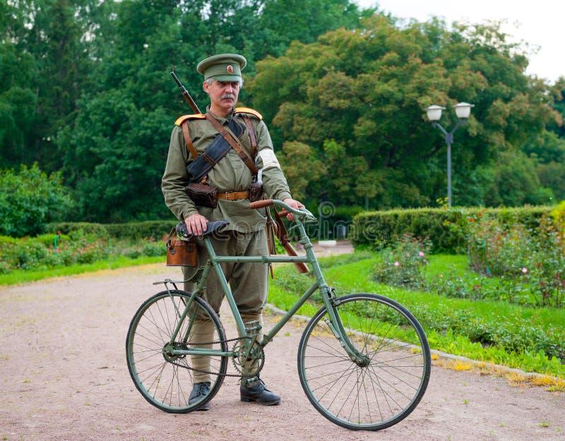 Download Historic Bike Ride editorial image. Image of person, rare - 31595405
